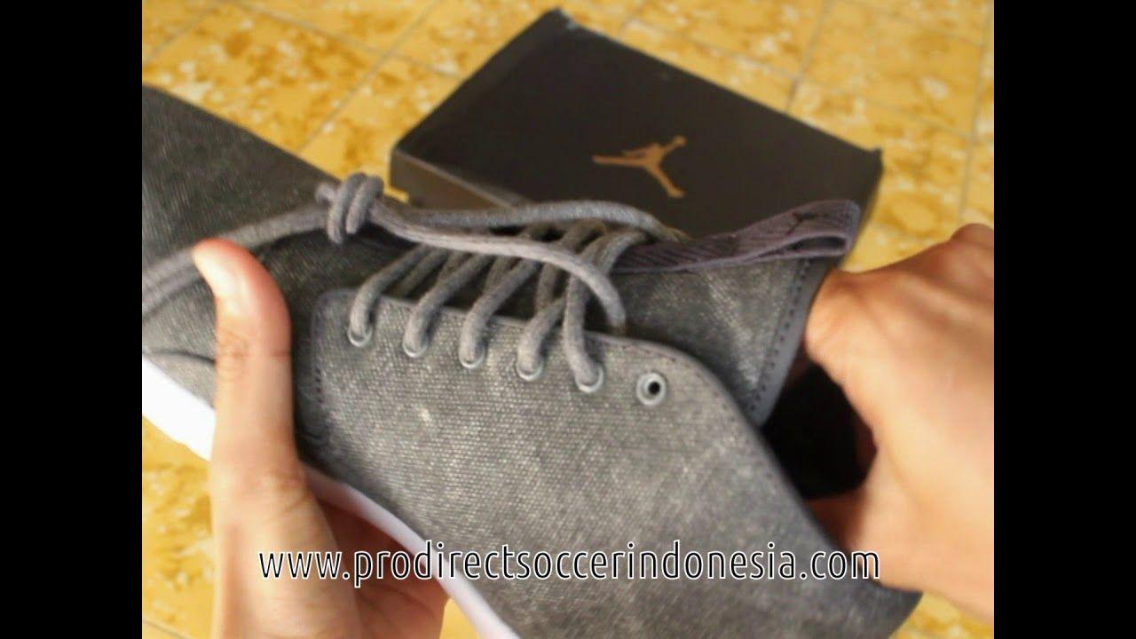 Sepatu Basket Jordan Eclipse Chukka Anthracite Black White 881453 Nike 006 Or