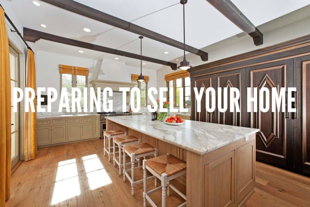 Preparing Your Home to Sell [From Real Estate Professional] ✦ If you are like most sellers, you want to get as much as possible for your home and you want to do it as quickly as possible. This takes preparation, so let's look at some things that need to be addressed.