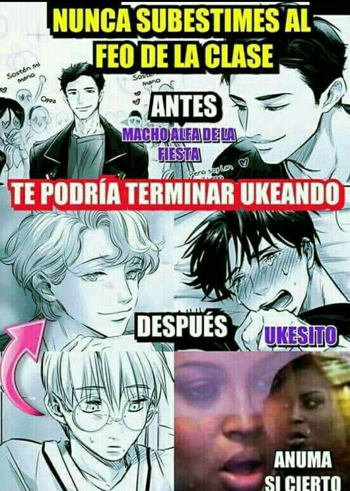 Memes en español anime Emi 3 Animé Emi en español