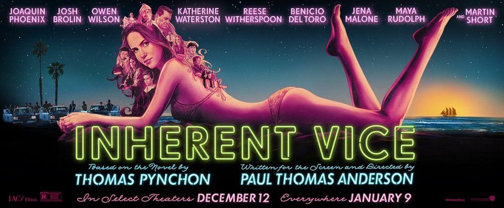 Постер к фильму «Врождённый порок»