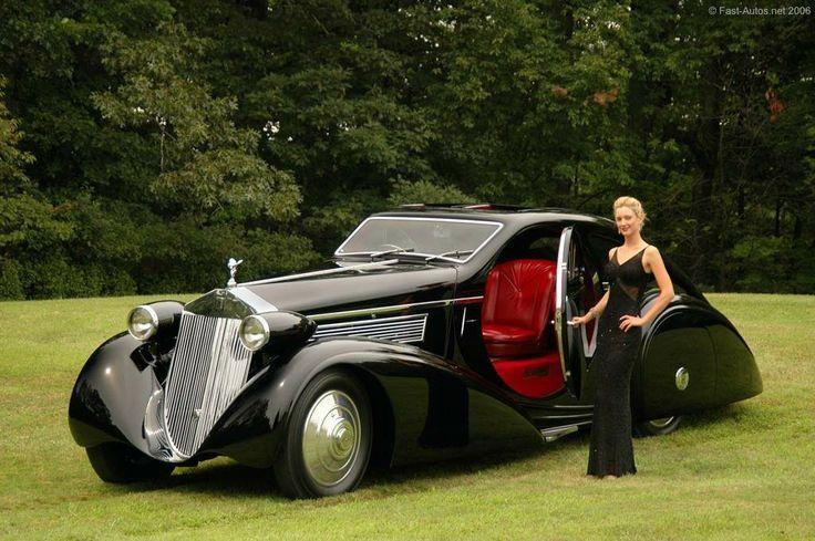 1925 Rolls Royce Phantom Jonckheere Coupe Wiki Pesquisa Google