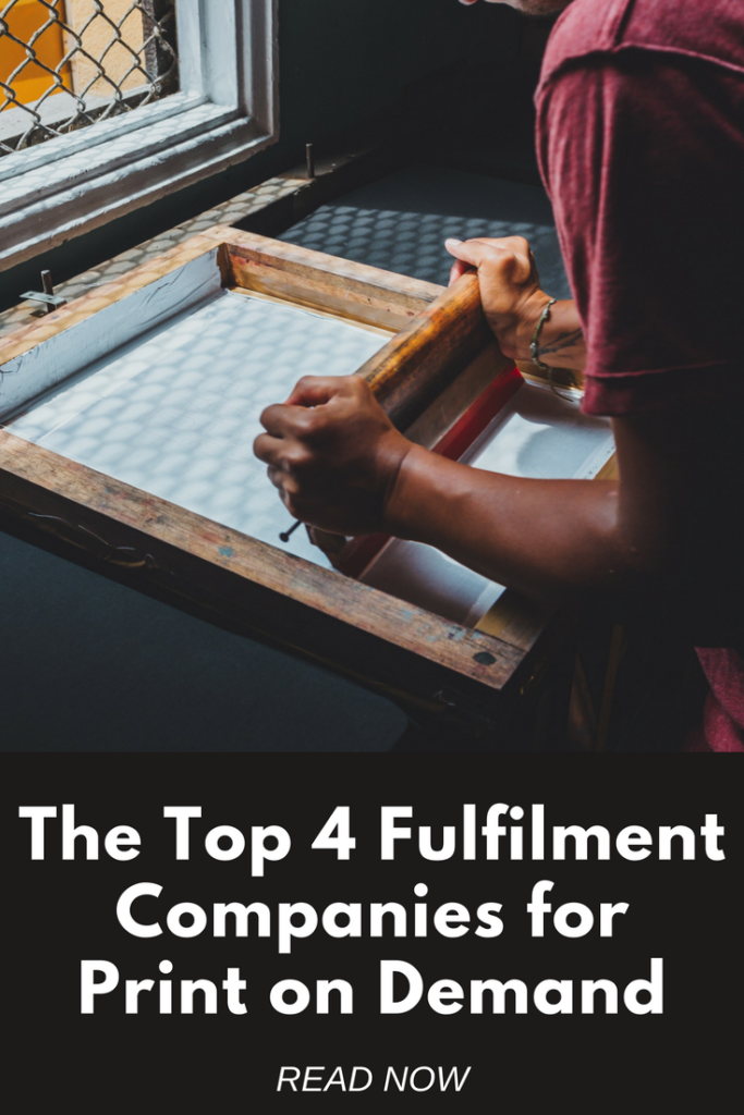 The Best Fulfilment Companies for Print on Demand Selling | Make