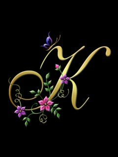 Alphabet K Hd Wallpaper A To Z Alphabets Hd Wallpapers For