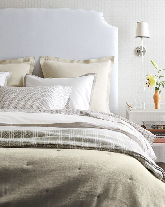Border Frame Duvet Cover Serena Lily Site In 2021 Headboards For Beds Bed Linens Luxury Luxury Bedding Sets