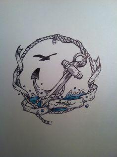 Vintage Nautical Compass Tattoo Poster | Tattoobite.com