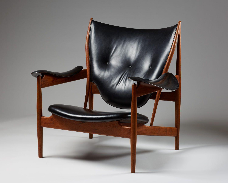 Finn Juhl // Niels Vodder // Chieftain Chair