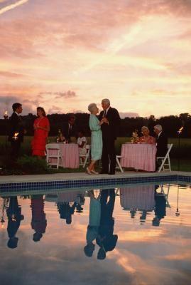 Fiftieth wedding anniversary celebration ideas
