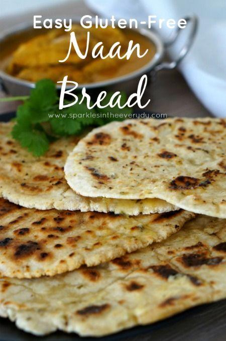 Gluten-Free Naan Bread images