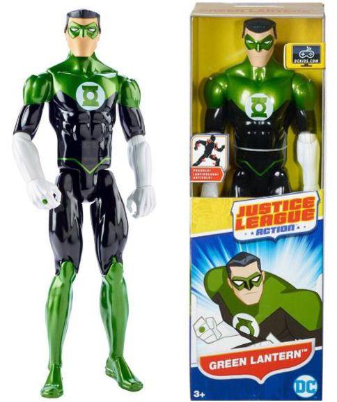 Hal Jordan Justice League Action Figure The Blog Of Oa
