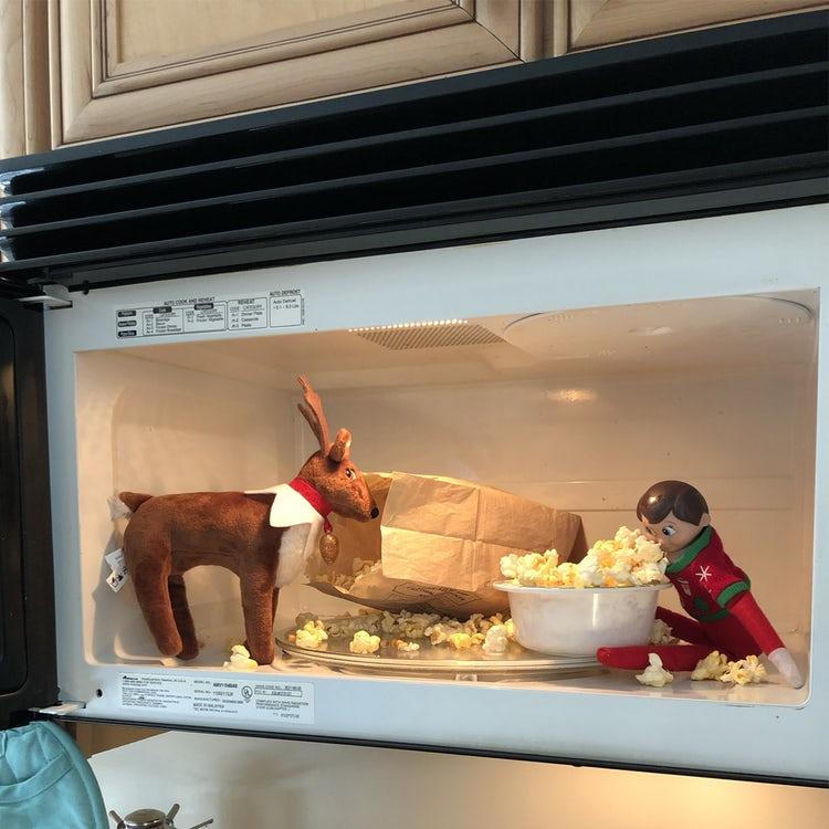 The Best Elf on the Shelf Ideas From Around the Internet