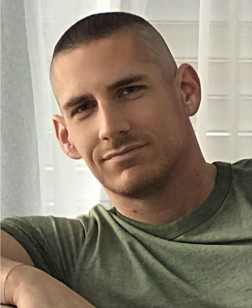 Le Cowboy Francais  Military haircuts men, Military haircut