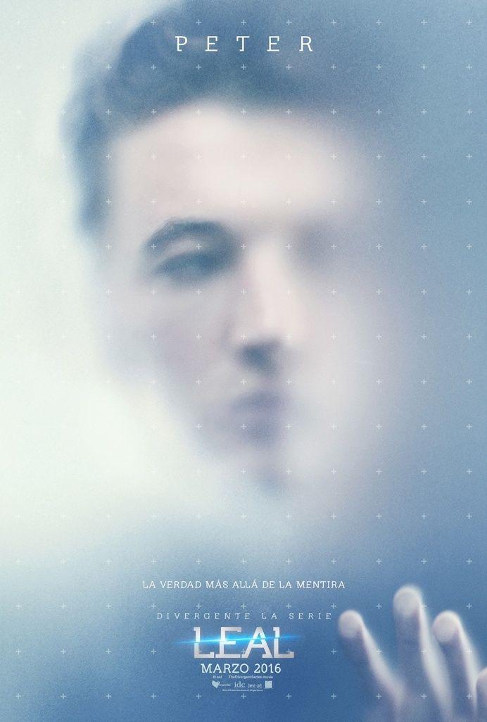 The Divergent Series: Allegiant poster movie cinema in Fresh