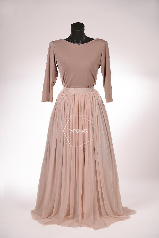 4814f61b Women Tulle Skirt, Wedding Skirt, Long Skirt, Spódnica Tiulowa, Long ...