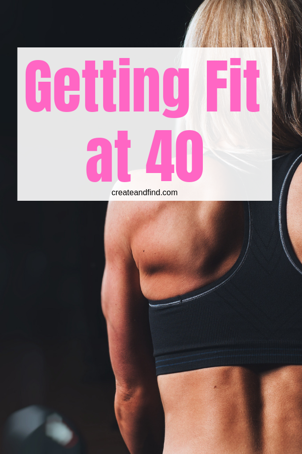 Getting fit at 40 - If you're looking to change your lifestyle and get fit over 40, this one's for y...