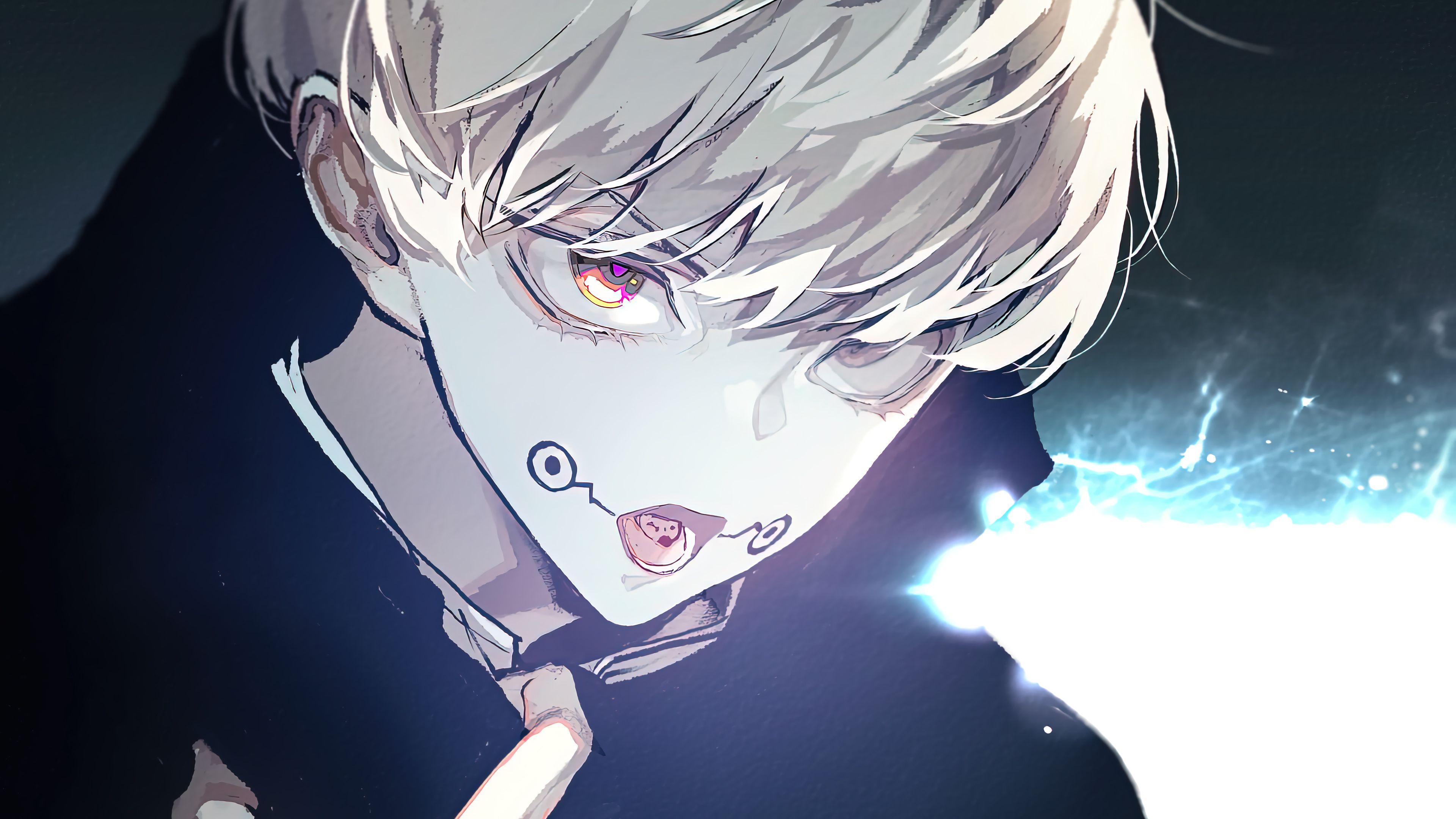 Jujutsu Kaisen Satoru Gojo By Hotaruika Niji Jujutsu Wallpaper Pc Anime Anime