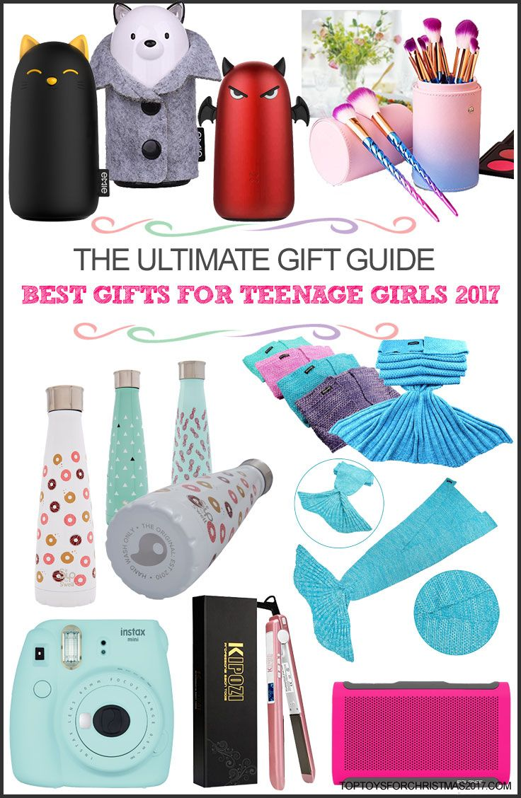 <b>Best Gifts</b> for Teenage Girls 2017 – Top <b>Christmas Gifts</b> 2017-<b>2018</b> ...