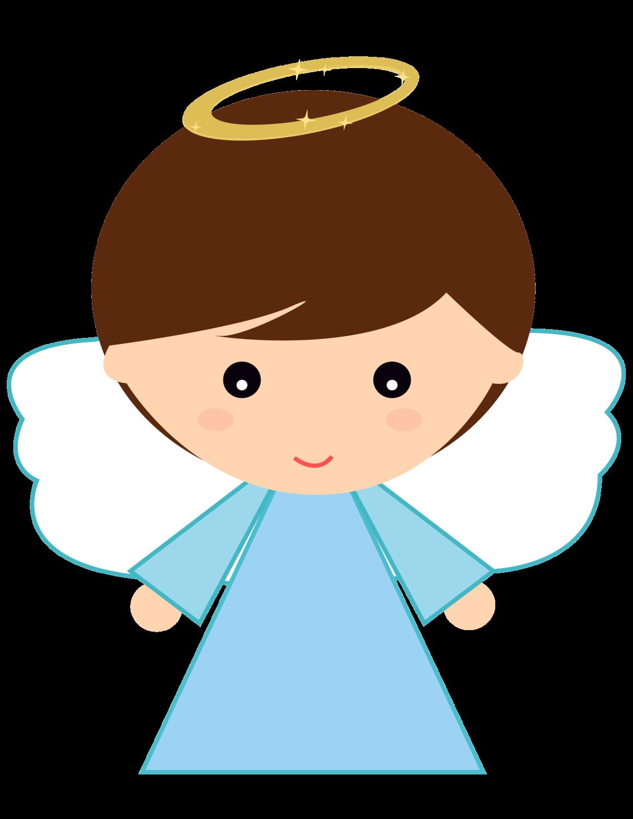 angel clipart boy - HD1210×1404