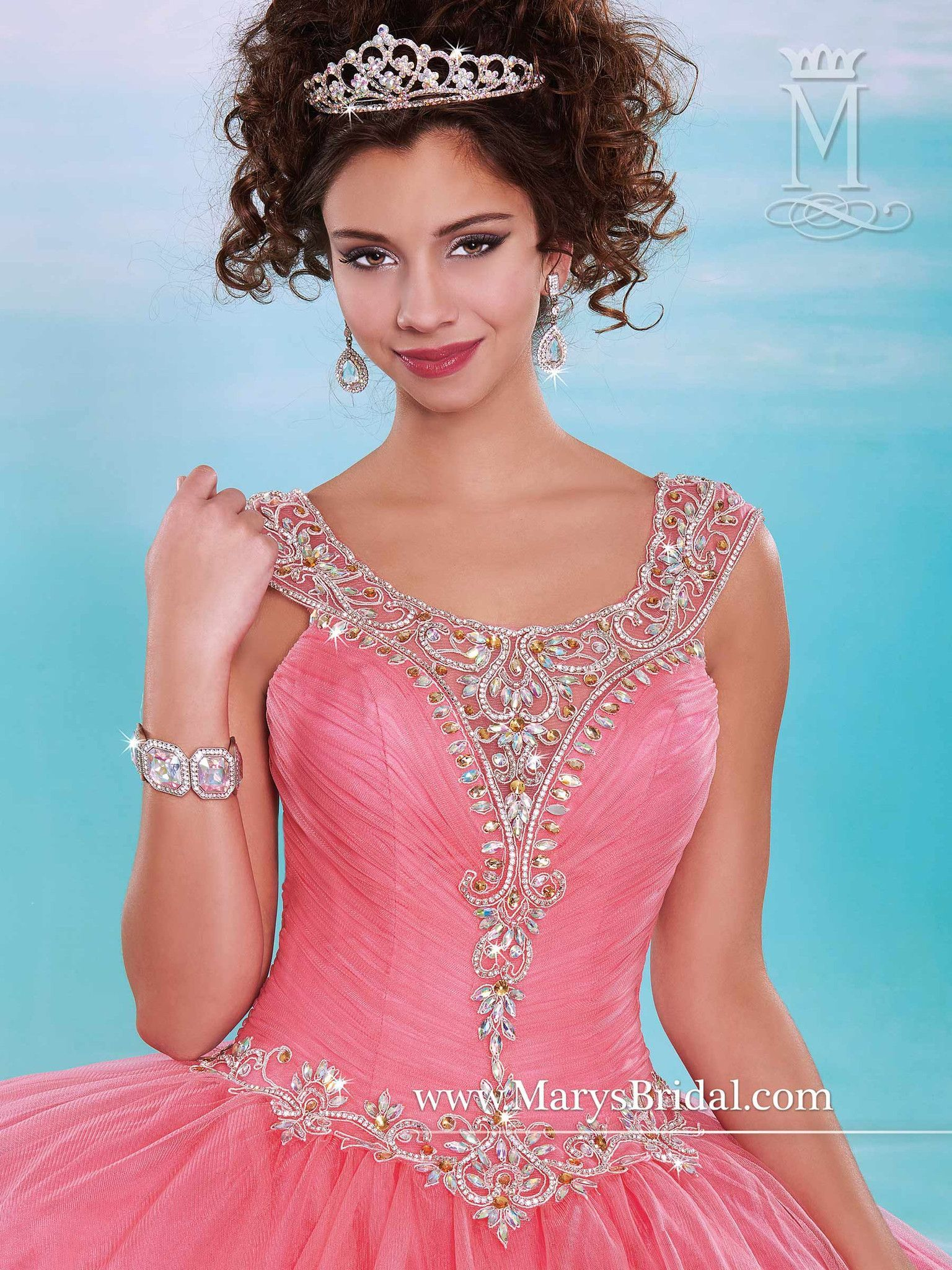 Mary\'s Bridal Beloving Collection Quinceanera Dress Style 4617 ...