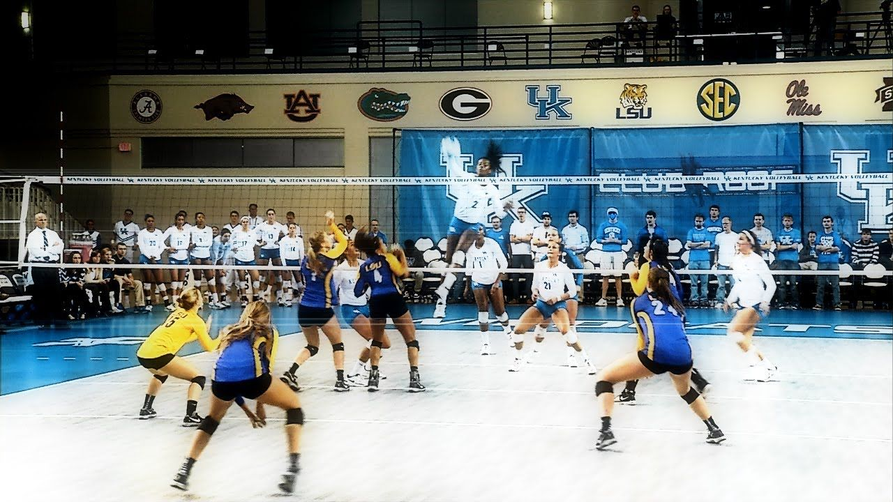 Kentucky Wildcats Tv Kentucky Volleyball 2013 Season Highlight With Images Big Blue Nation Volleyball Wild Cats