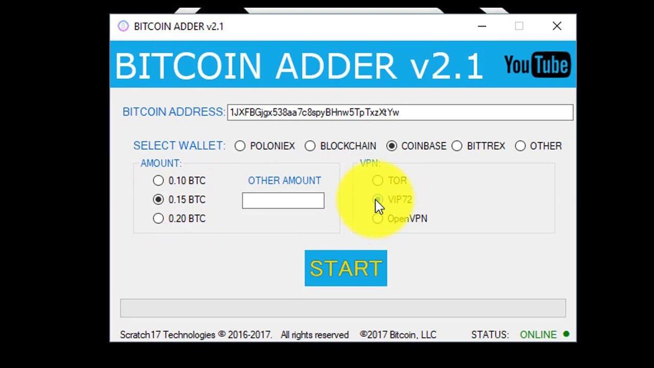 hack bitcoin gratuit