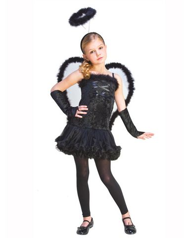 angel halloween costumes teenage girls fallen angel. Black Bedroom Furniture Sets. Home Design Ideas
