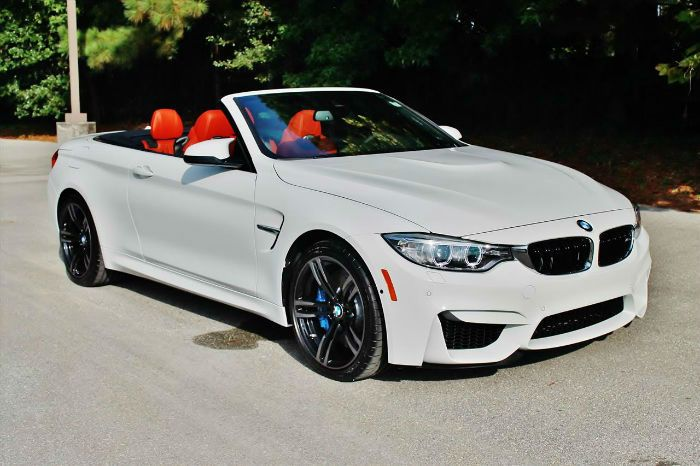 2017 Bmw M4 Convertible Cars Suv