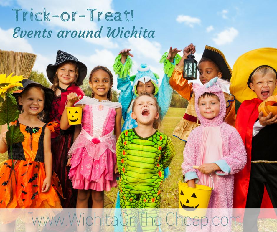 wichita trick or treat halloween and fall fun events