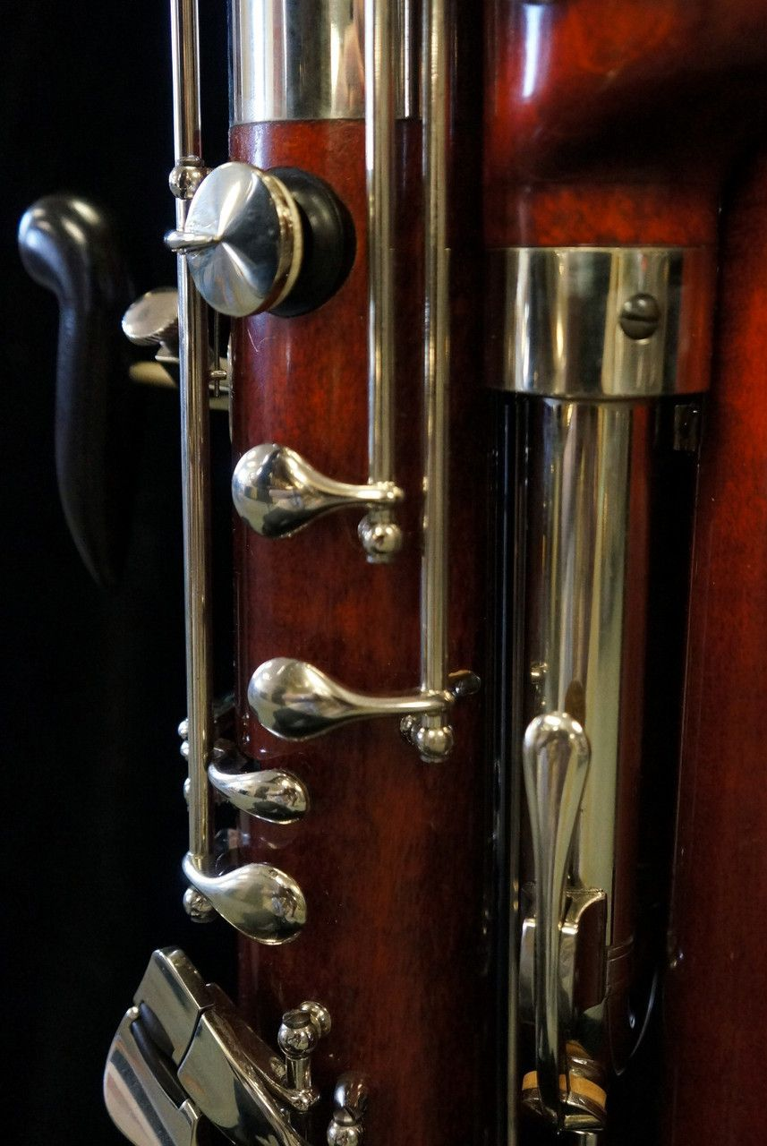 Midwest Musical Imports - Heckel Contrabassoon | Bassoon | Bassoon