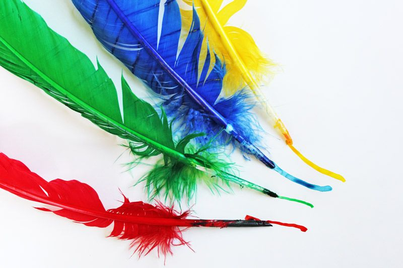How to make a quill pen quill pen quilling how to make