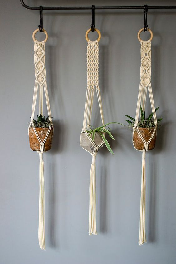 Macrame wall hanging, Woven wall hanging, Wall decor, Nursery decor, Home decor, Bohemian decor, Boho, Housewarming gift, Mothers day gift #diywalldecor
