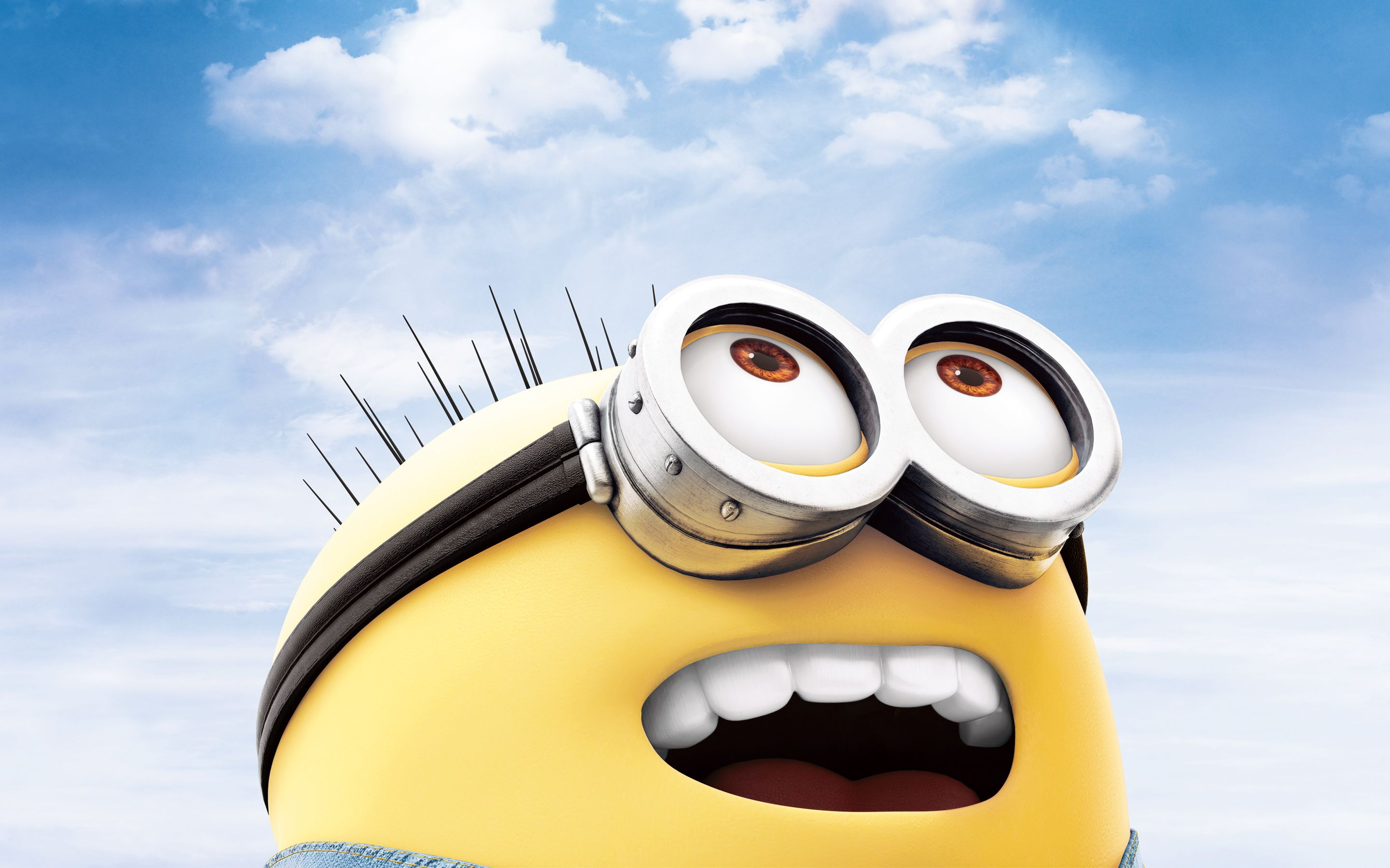 Minion In Despicable Me 2 4153874 With Images Cute Minions