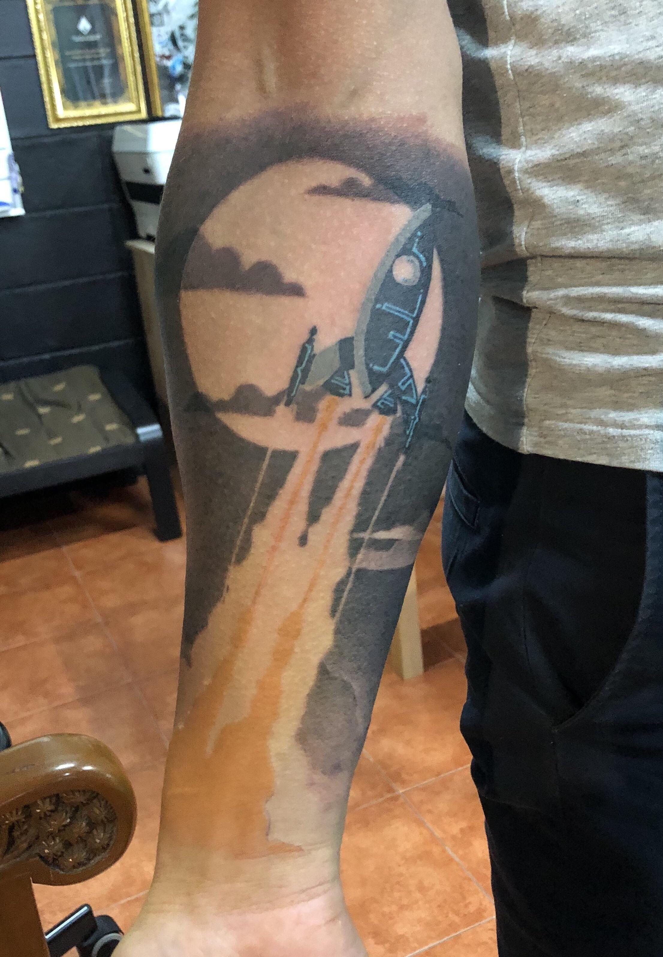 Reddit R Retrofuturism U Boilons I Got A Tattoo Inspired By
