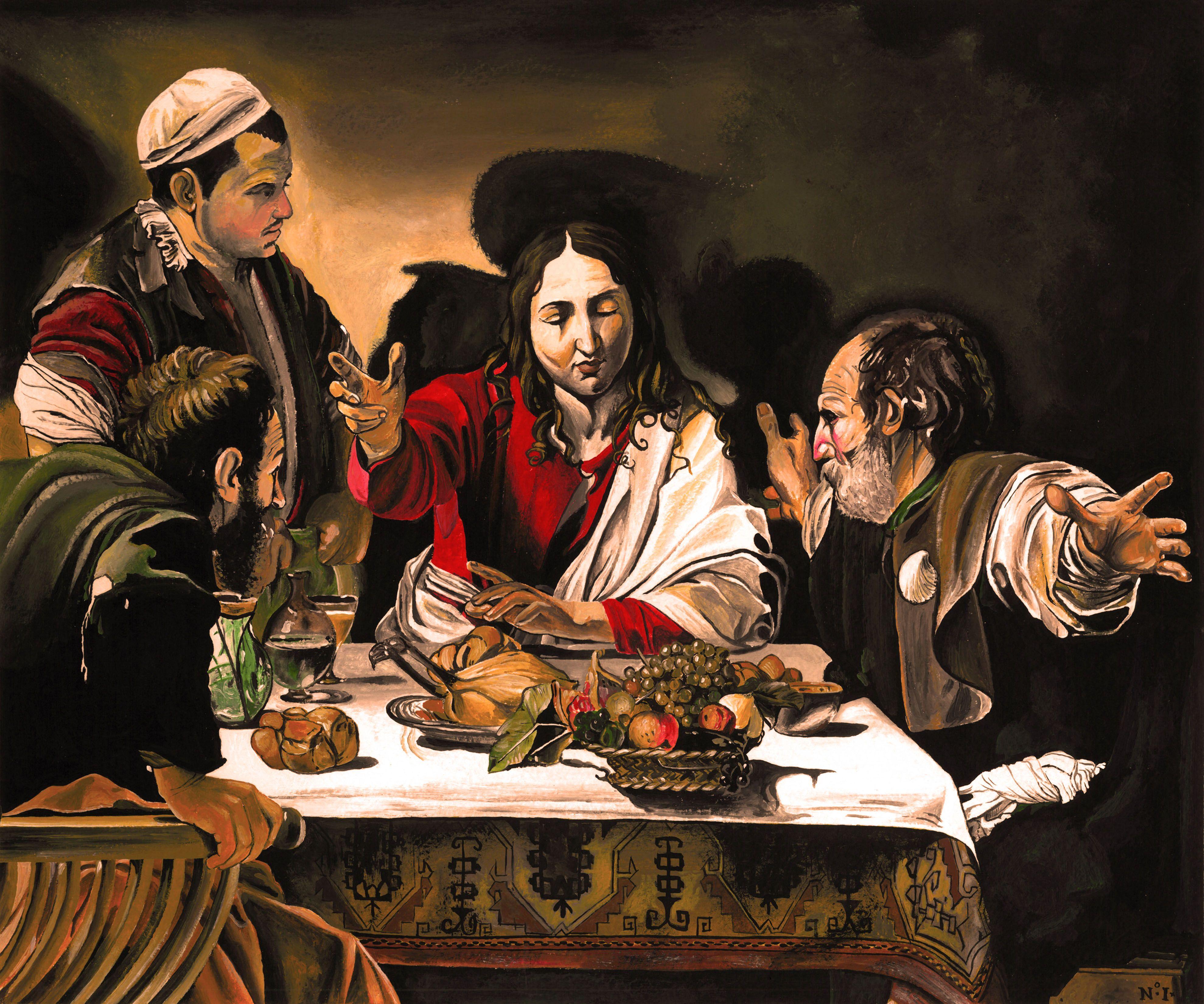 More Caravaggio Pictures