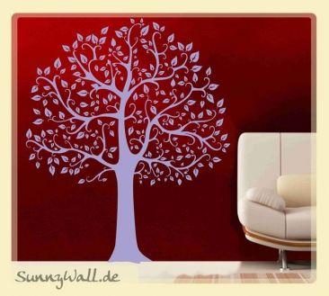Wandtattoo Baum Linde Tree Laub Blaetter Natur Xxl Wandtattoo Baum Wandtattoo Vinyl Wandsticker