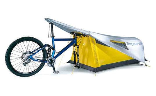 Portable Personal Shelters   Concept   Camping Equipment ...