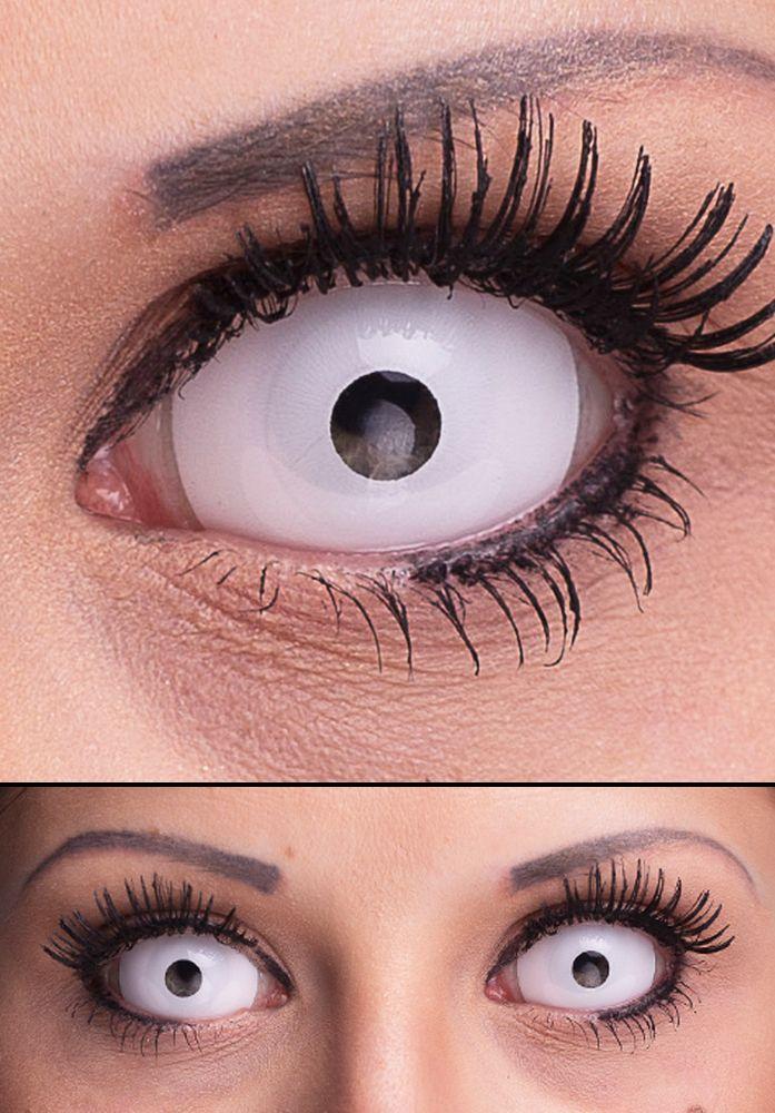 sclera kontaktlinsen white eye diese sch nen kontaktlinsen. Black Bedroom Furniture Sets. Home Design Ideas