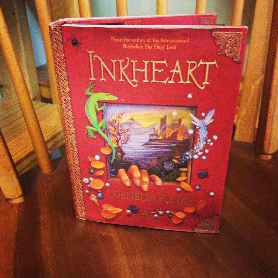 Inkheart is one of my most favorite books. #realmreads