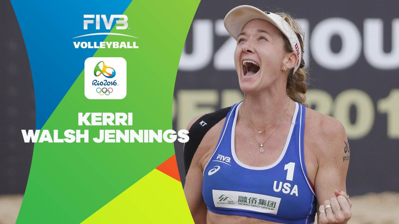 Six Feet Of Sunshine Walsh Jennings Olympic Volleyball Female Volleyball Players Professional Volleyball Players