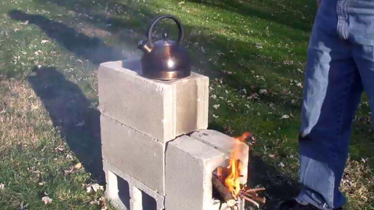 DIY Rocket Stove Diy rocket, Rocket stoves, Diy rocket stove