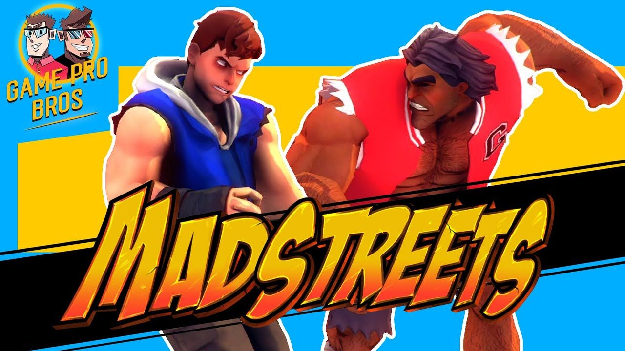 Mad Streets Steam Game Festival Summer Edition