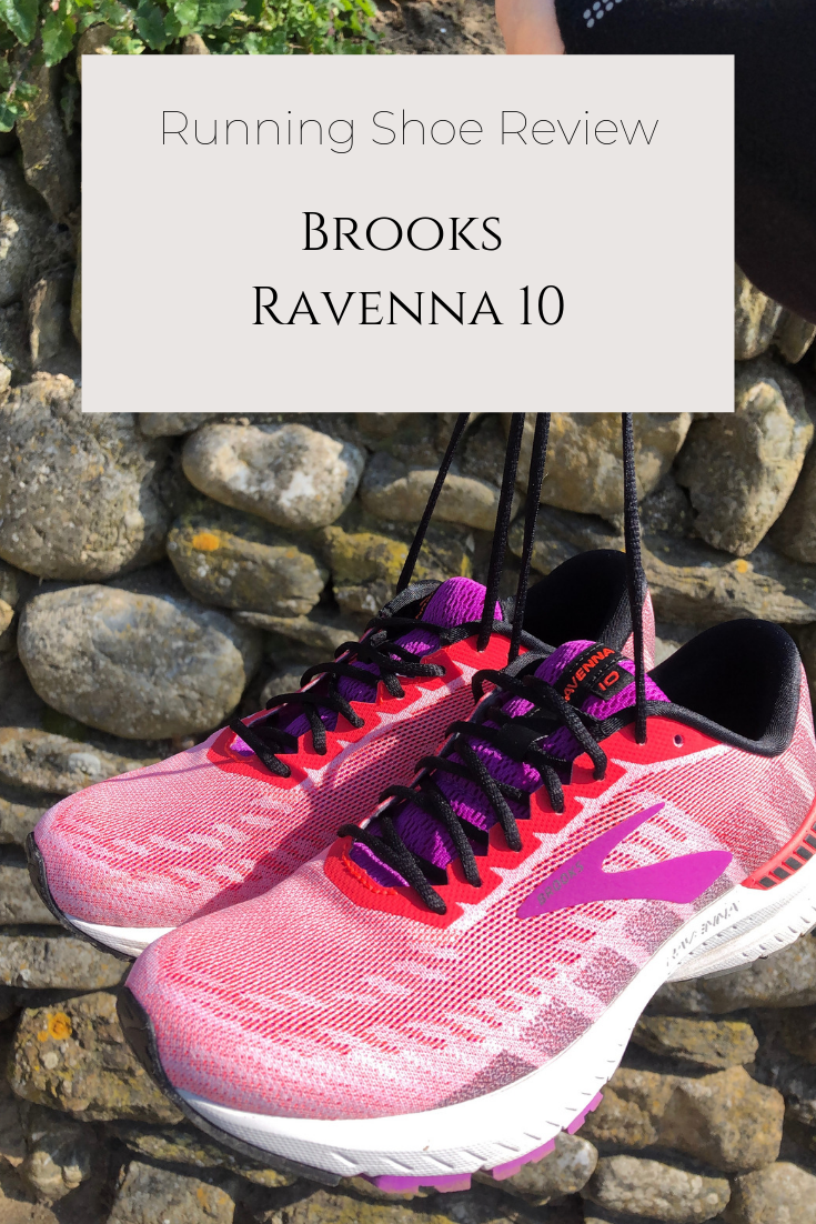 brooks ravenna 10 review