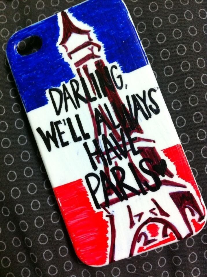 wholesale dealer 003e5 c4dbd DIY your own phone case! Draw whatever you want then put a layer of ...