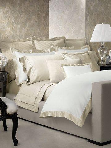 Cream Langdon Duvet - Duvet Covers  Home - RalphLauren.com