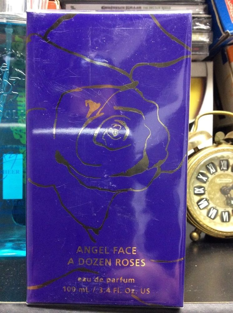 A Dozen Roses Angel Face Eau De Parfum 3 4 Oz New In Sealed Box