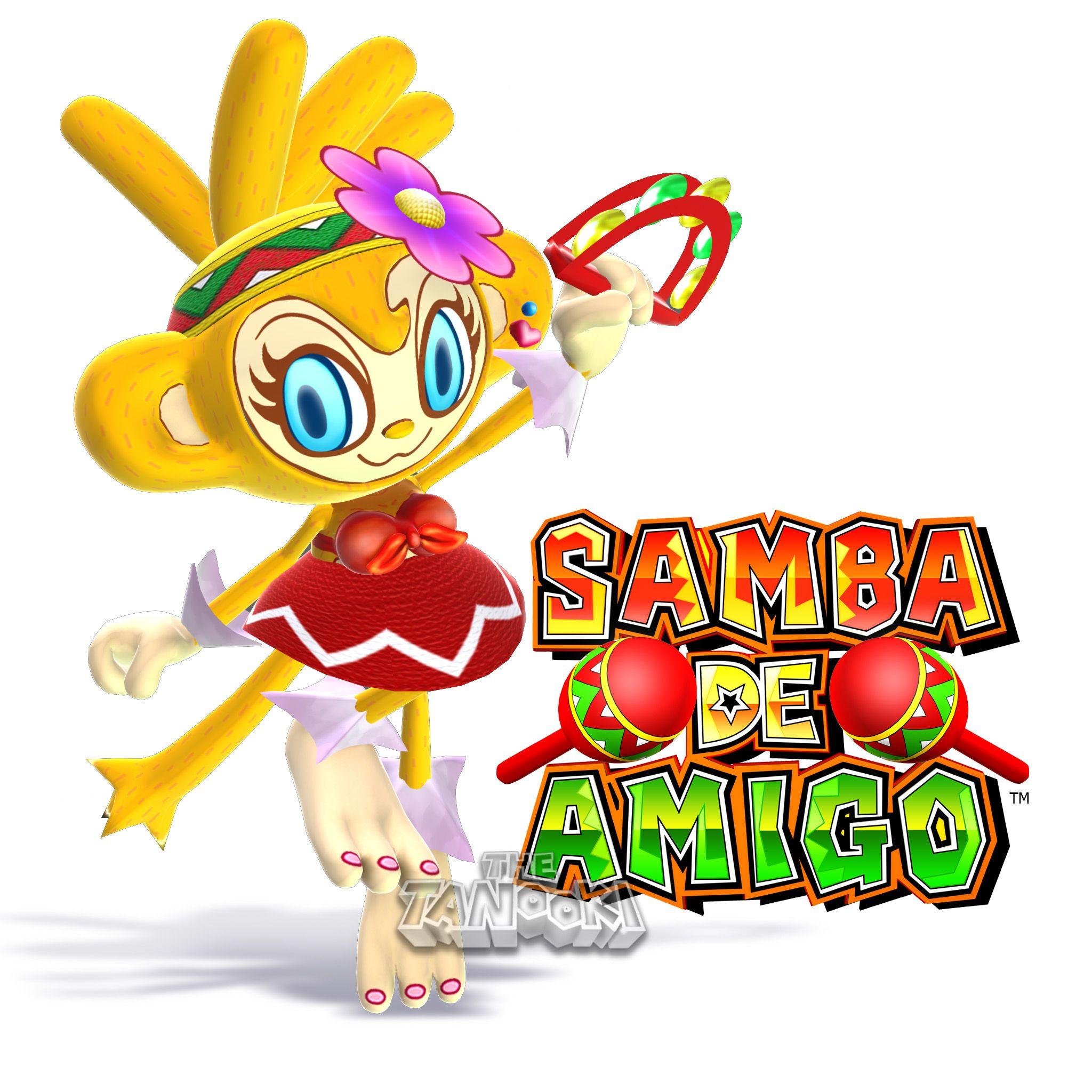 Samba de amigo till wii