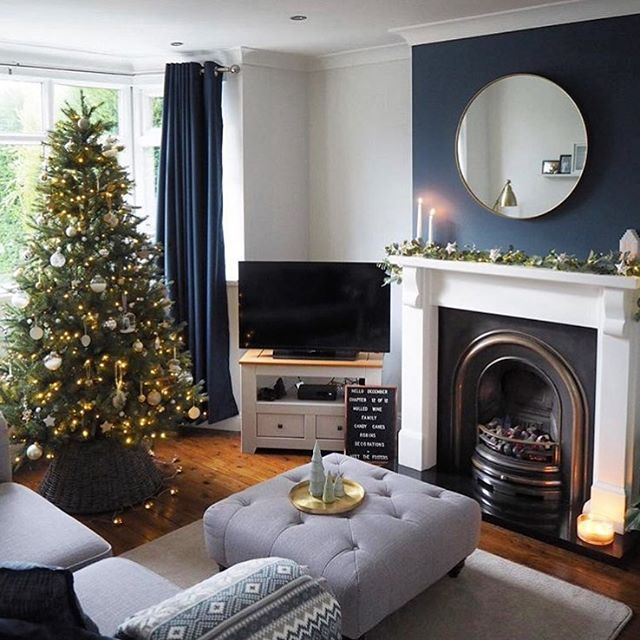Take A Look Round This Cosy Victorian Terrace With Modern: Christmas Customer Shots Are Our Favourite Kind Just Look