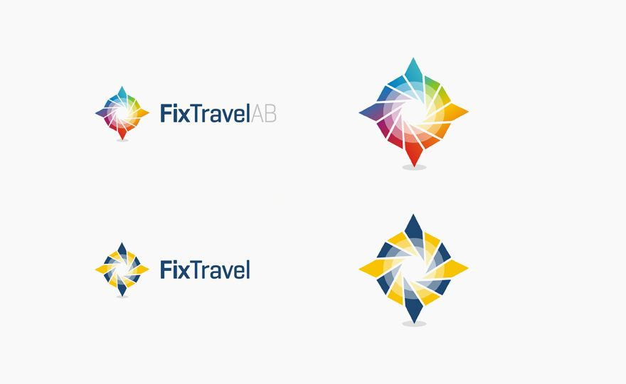 Logo Designs Templates From GraphicRiver Travel Agency
