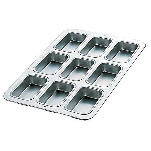 Wilton Aluminum 9 Cavity Petite Loaf Pan You Can Get More