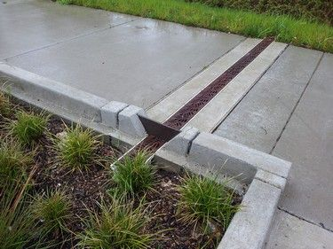 Green girl land development solutions mailing list for Outdoor ground drains