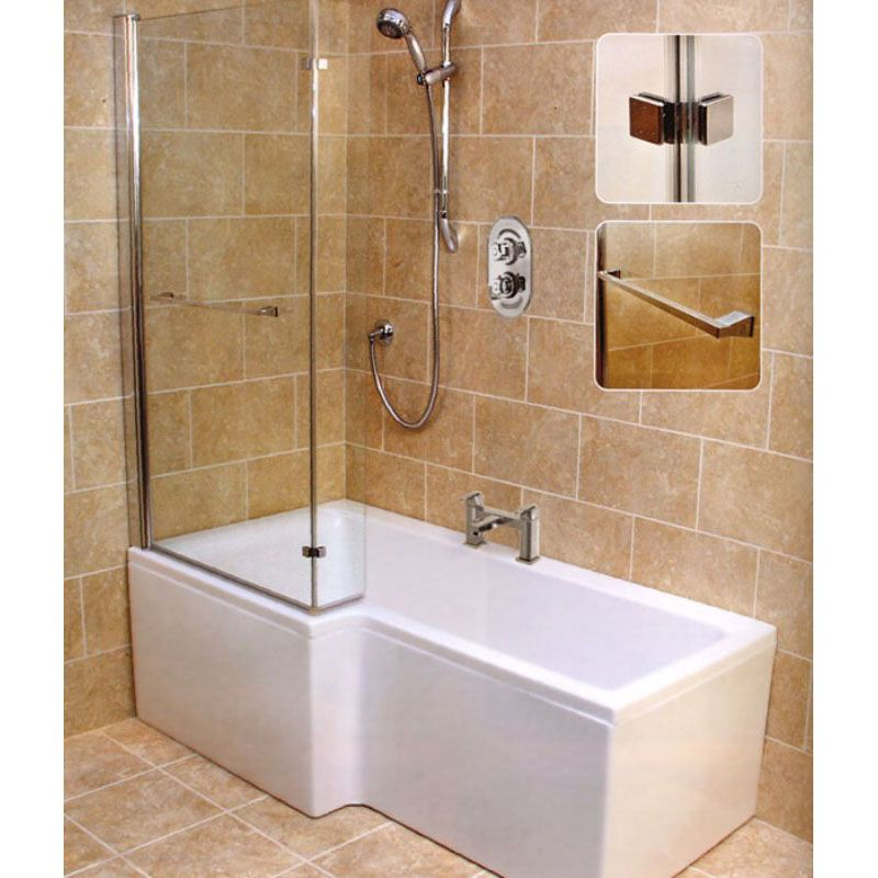 shape shower bath left handed buy online bathroom city square with ...